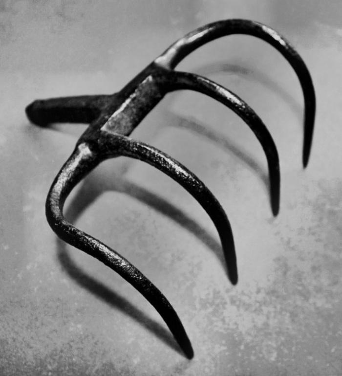 猫の爪(スペイン式くすぐり器)