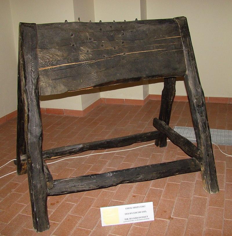 拷問と最古について