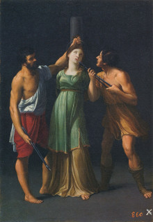 抜歯の拷問と聖女アポロニア