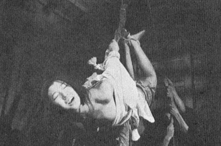 拷問具として最も優秀なの拷問台(ラック)説