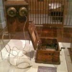 旧マサチューセッツ州会議事堂(Old State House Museum)にて展示